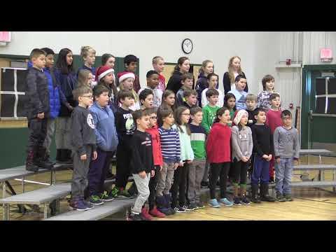 Kittredge School Winter Concert - December 20th, 2019