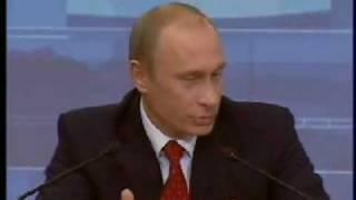 В.Путин.5 Ежегодная большая пресс-конференция (Putin) Part 4