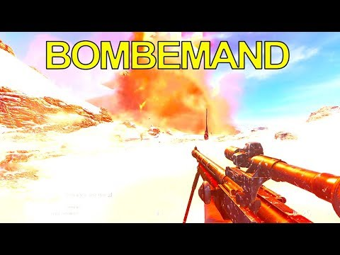 BOMBEMAND, KOM INDEN FOR - Battlefield 5 [Dansk] thumbnail