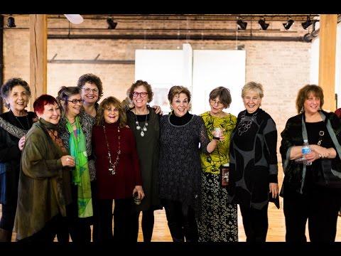 10 Chicago Women Artists - 15 Years