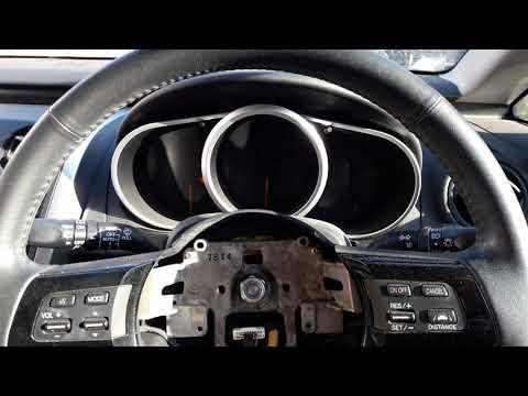 Видео работы мотора ДВС  MAZDA CX7