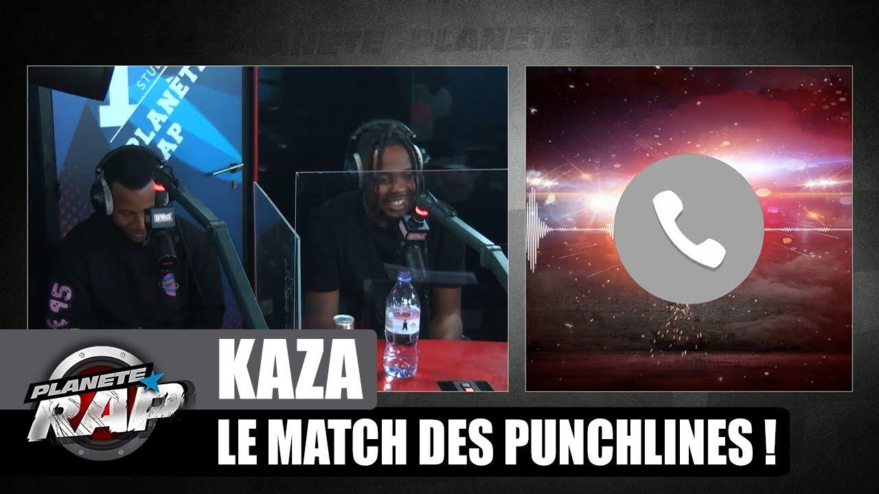 Le match des punchlines spécial Kaza avec Mentos ! #PlanèteRap