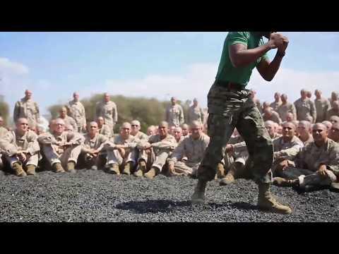 We Make Marines   Martial Arts  MCRD San Diego