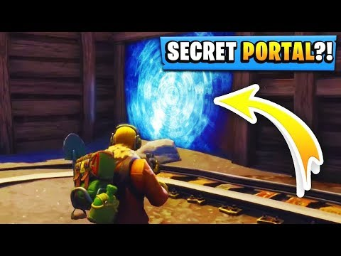 8 SECRET New Map Locations & Chest Spots in Fortnite: Battle Royale