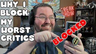 Why I Block My WORST Critics - Boogie2988 Exposed - Setting It Straight