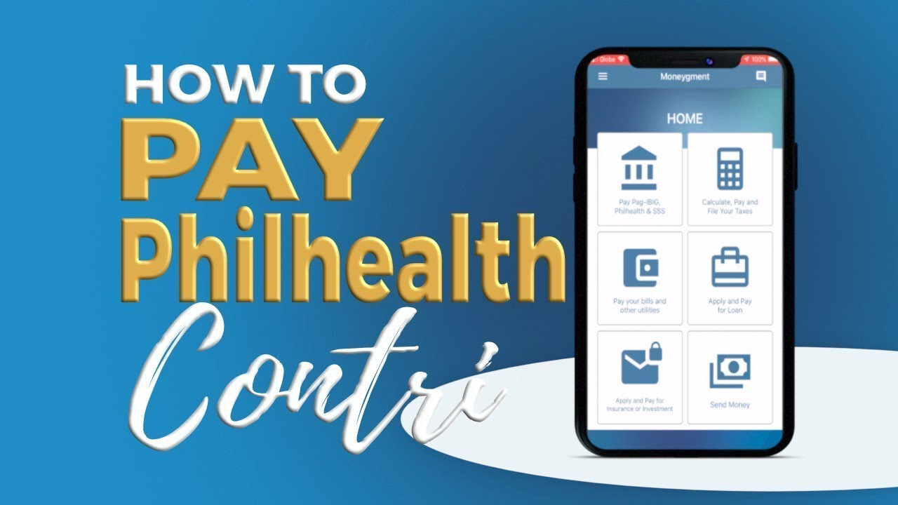 How to Conveniently Pay SSS Contribution, Philhealth, Pag-IBIG and BIR - Moneygment App 2