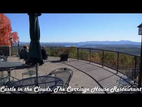 Foliage Tour From Boston to Lakes Region-Castle in the Clouds-Meredith, NH