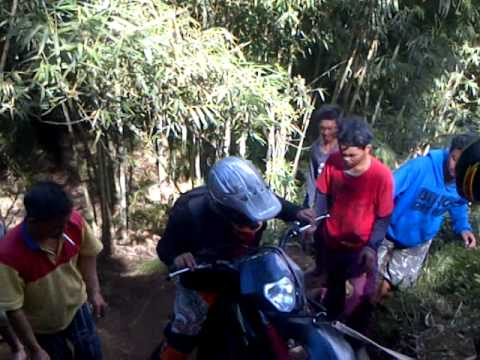 Off Road Adventure Amfibi Bali, Suter Kintamani
