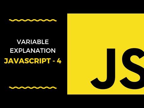 Javascript  - 4   Variable Explaination   Philippines Language thumbnail