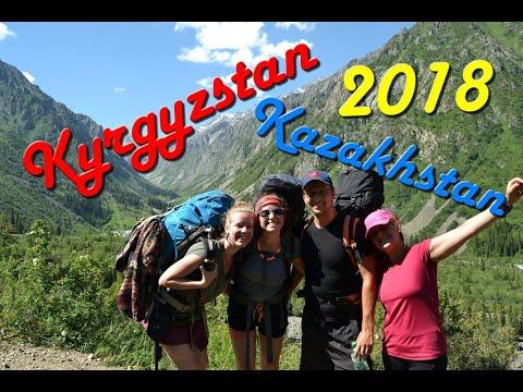 Travel Diary | Kyrgyzstan & Kazakhstan 2018