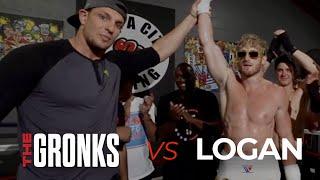 Download Gronk Makes the Bros Watch their Logan Paul Boxing Beatdown. Featuring @Logan Paul