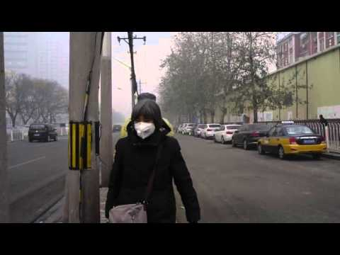 China Smog Climbs To Perilous Levels On Eve Of Climate Talks
