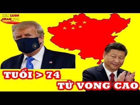 Trung Quốc Có Đang Mừng Thầm Khi TT Donald Trump Mắc Covid