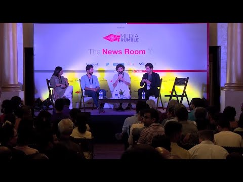 #MediaRumble: The Business of News: Making news viable