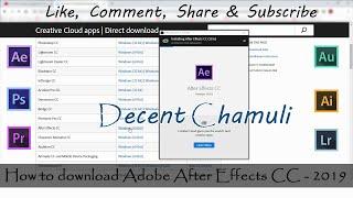 Download Adobe Creative Cloud - Anyx