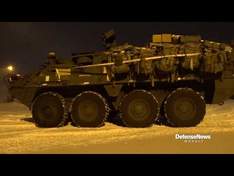 Defense News: How Saudi Arabia could develop their own defense industry, Stryker combat vehicles