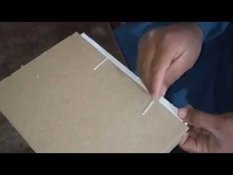 How to bind a Book 📗