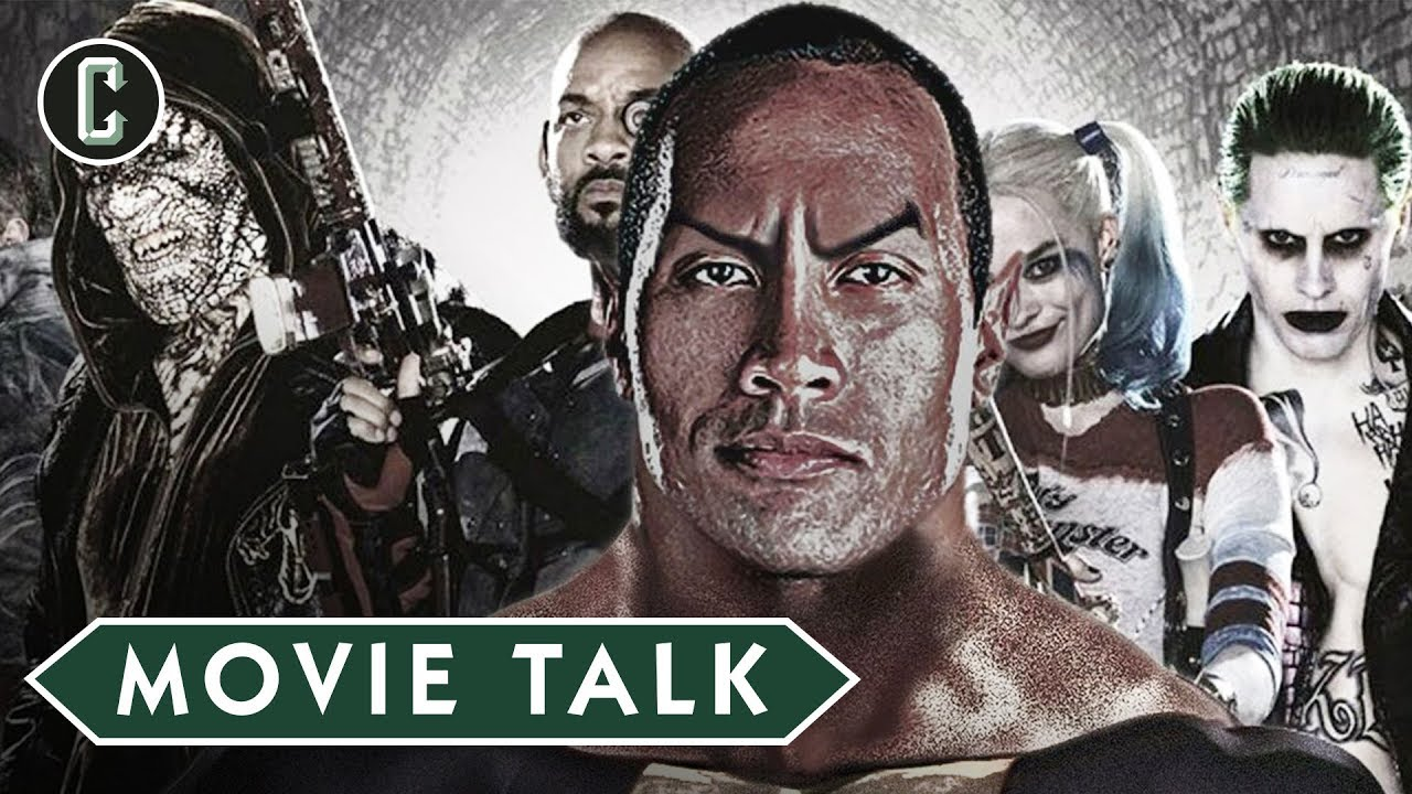 Suicide Squad 2 May Introduce Black Adam – Movie Talk