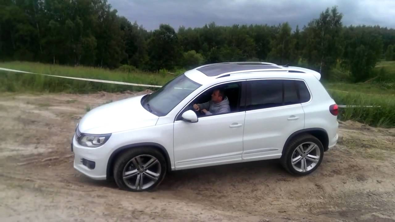 vw tiguan 2015 offroad youtube. Black Bedroom Furniture Sets. Home Design Ideas