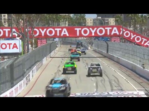 2016 Long Beach Race 1 Stadium SUPER Trucks