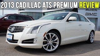 2013 Cadillac ATS Premium Luxury 3.6L | Caramel Tan Interior (In-Depth Review)