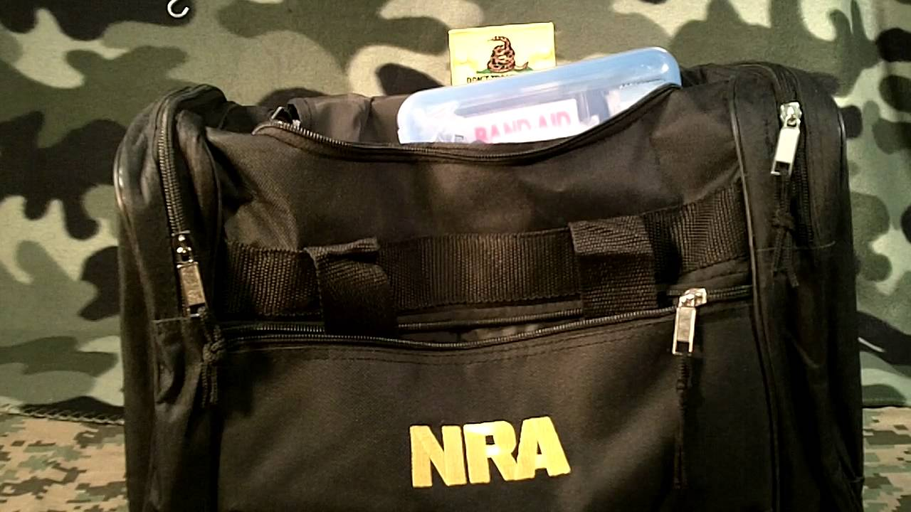 The Nra Bag Get One