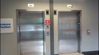 BRAND NEW Scenic Otis Gen2 Elevators at Carnegie Science Center, North Shore - PGH, PA