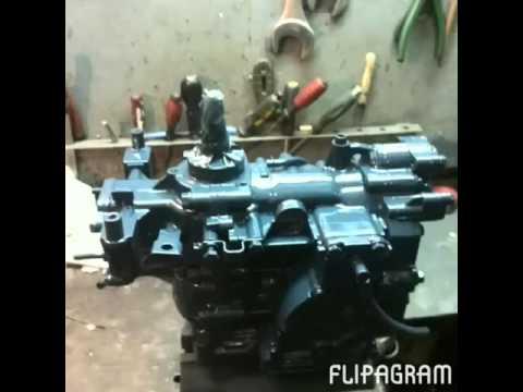перегильзовка лодочных моторов