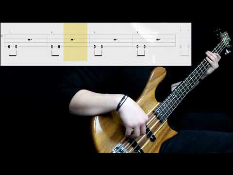 Rage Against The Machine - Take The Power Back (Bass Cover) (Play Along Tabs In Video)