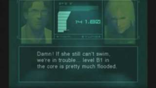 Metal Gear Solid 2: Substance - Part 28: Underwater Adventure