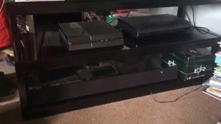 Norstone ESSE 3 Shelf Tv Stand Review