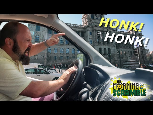 Do you honk at student drivers?