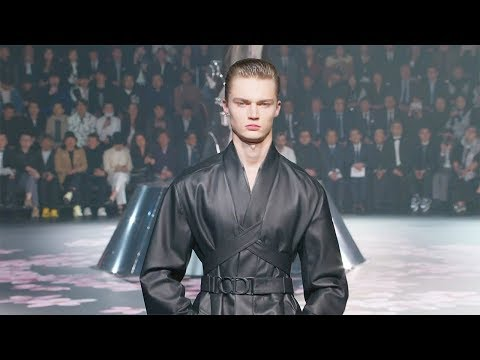 Dior Homme | Pre-Fall 2018/2019 Full Fashion Show | Exclusive