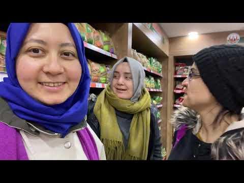 New Turkish Market & Walking Tour At Street Bazar & Family Lunch