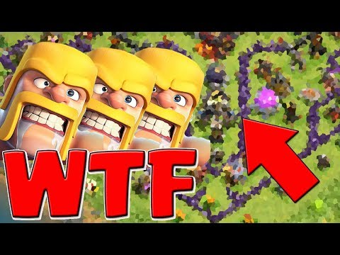 WTF Base vs. Loons und Lavahunde || Clash of Clans || Let's Play CoC [Deutsch German]