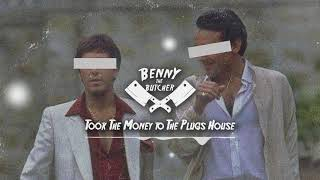benny the butcher took the money to the plugs house prod alchemist