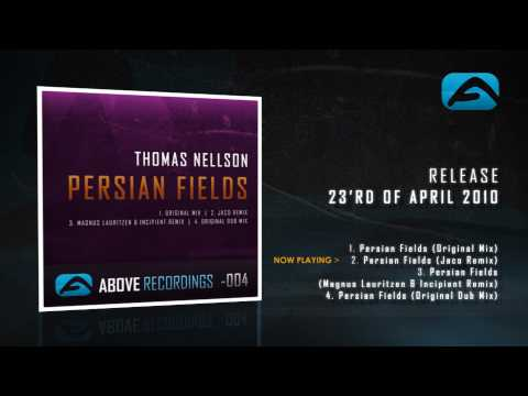 PROMO: Thomas Nellson - Persian Fields [ OUT NOW! ]