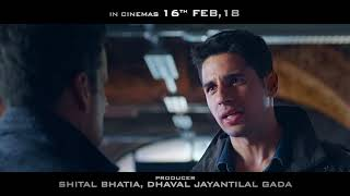 Fight Corruption With Aiyaary | Sidharth Malhotra Manoj Bajpayee | Aiyaary | Releases 16th Feb 2018