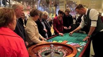 Nortex Casinoabend und Herrenmodenschau