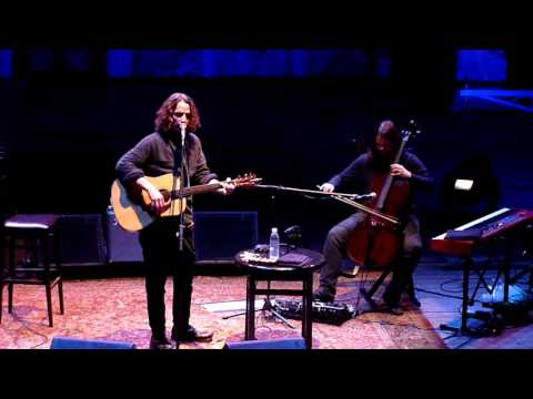 Chris Cornell - Nothing compares to you - live in Bulgaria