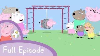 Peppa Pig - The Playground (full episode)
