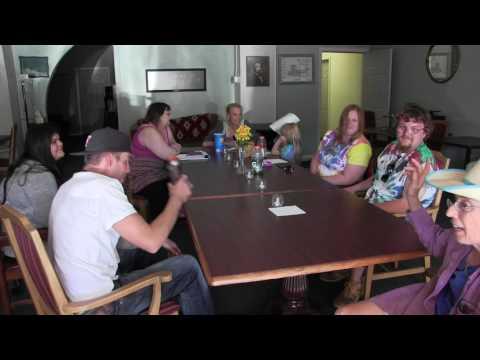 Lake County Artisans meeting 7-21-2016