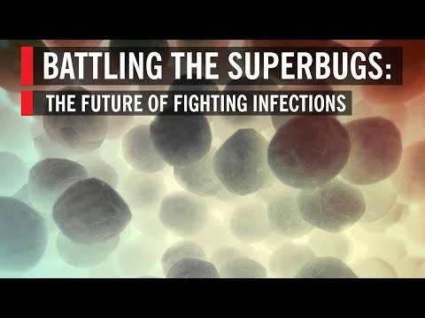 The End of Antibiotics and the Future of Fighting Infections