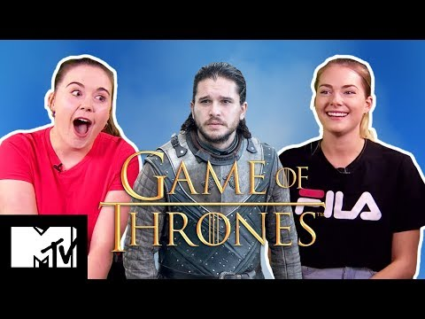 Game Of Thrones Virgins Fail The Westeros Quiz | MTV
