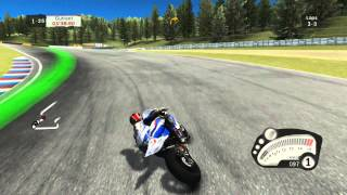 [HD] BMW S1000 on SBK Generations Game Play