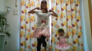 にわとりの親子の歌♪ 「大きくなったら」を踊ってみました! お子さんと一緒に踊って見て下さい.