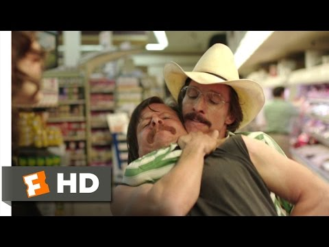 Dallas Buyers Club (7/10) Movie CLIP - Shake His Hand (2013) HD