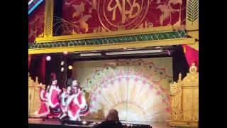 Танец Кан кан /cancan dance