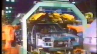 Skoda Favorit factory 1989