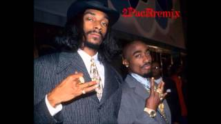 (2016)  2Pac - Da Big Bo$$ ft. Snoop Dogg   (Remix)
